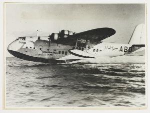 Sir Hudson Fysh - photographs from Qantas at war, 1934-1945