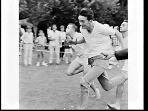 ICI ANZ factory picnic 1967, Parsley Bay