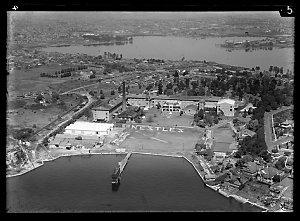 Item 10: Milton Kent aerial views of Ashfield, ca. 1928-1963