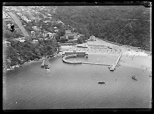 Item 30: Milton Kent aerial views of Clifton Gardens, Concord West, Mortlake, Vaucluse, ca. 1938