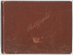 Album of photographs of Ku-ring-gai Chase National Park and Wolstenholme family, 1893-1896 / probably compiled by Harry Wolstenholme