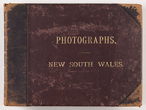 Photographs, New South Wales [album of views of Sydney, Blue Mountains and surrounds], ca. 1879  / attributed to N.S.W. Government Printing Office