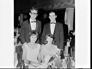 Shell Ball 1966, Trocadero