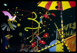 Sydney Gay & Lesbian Mardi Gras Limited - collection of slides of parades and festival events 1984, 1986-1988, 1990-1991