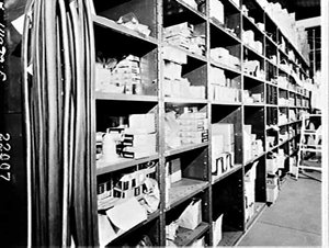 Spare Parts Dept., Thiess Bros., Rosebery