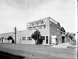 Interiors and exteriors, Thiess (Toyota land cruisers, trucks and utilities) Sales and Repairs, Mascot and Rosebery