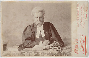Photographic portraits from the Makinson and Heydon family papers, ca. 1870-1958
