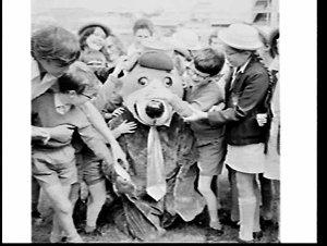 Royal Easter Show 1971, Sydney Showground