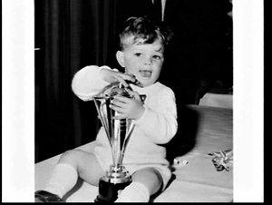 Milk Board baby contest, Chevron Hotel
