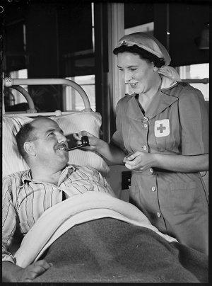 Yaralla Hospital series, 15 May 1941 / photographed by Ray Olson
