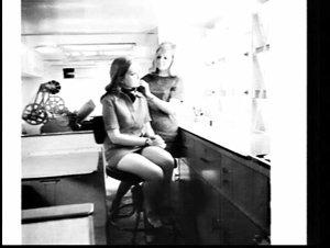 Birns & Sawyer (Aust.) film location mobile unit, Artarmon
