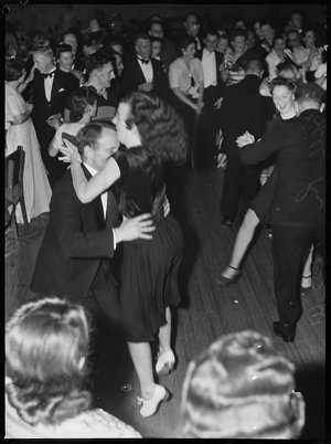 American Ball Trocadero, 17 July 1941 / photographed by Ray Olson