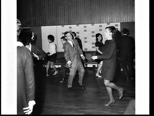 Annual meeting and dance of the P. & O. Social Club, St. James' Hall