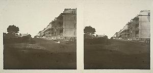 Glass stereograph photographs of Sydney / Edwin Dalton