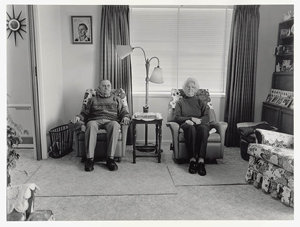 Retired couples in Goulburn, 1997-1999 ; Picnic races in Binda and Cootamundra, 1997-2000 / photographed by Jackie Ranken