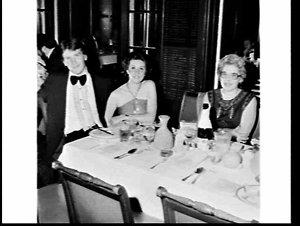 Overseas Containers (OCL) Ball 1976, Australian Golf Club