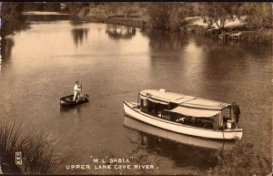[Scenes of Lane Cove River and surrounds, N.S.W.]