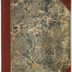Item 4: Sketchbook comprising mainly natural history drawings / Louisa Calvert (nee Atkinson)