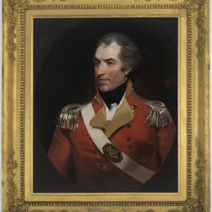 Colonel William Paterson, ca. 1800 / oil portrait by William Owen