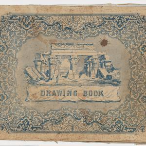 John Arthur Guy : album of drawings, ca. 1859-1862