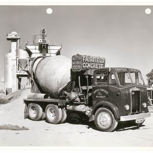 Series 02: Photographs of trucks and vans, ca. 1920-1980 : Albion, Austin, Bean, and Bedford