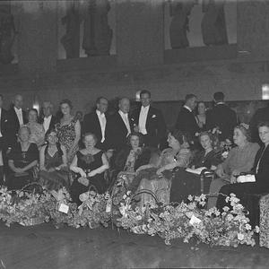 Grace Bros Staff Ball at Trocadero