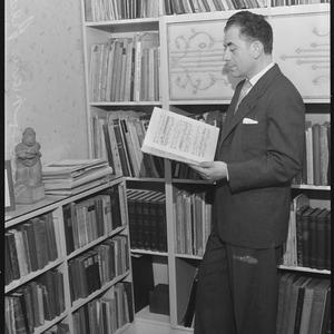 Alphonse Silberman, 1 May 1950 / photographs by Lynch