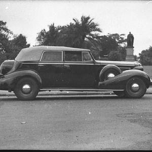 """1937 La Salle """"Convertible Sedan"""""""