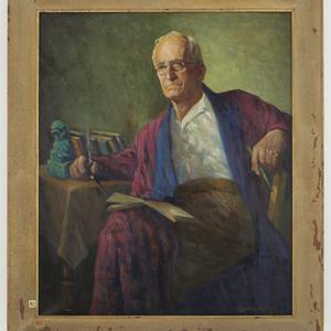 Portrait of Archer Russell / A. Dattilo-Rubbo