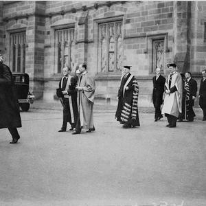 Visit of HRH Duke of Gloucester