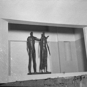Statues for Cultural Centre