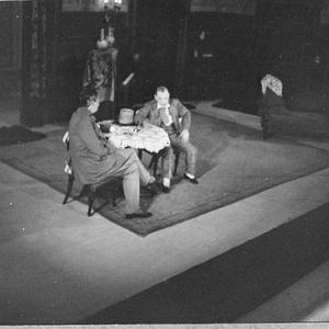 """Dress rehearsal for """"Lights of London"""" (taken for J.C. Williamson)"""