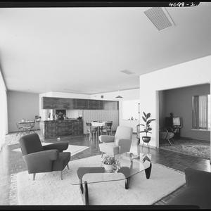 Job no. 4098: Hochmuth house, 51A Fitzwilliam Road, Vaucluse, March 1961 / photographs by Max Dupain