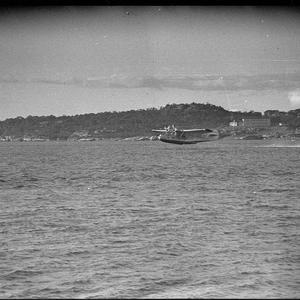 Departure of Guba on Indian Ocean survey