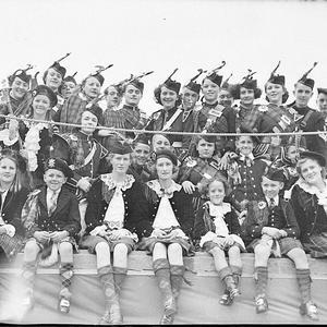 Highland Gathering, Showground
