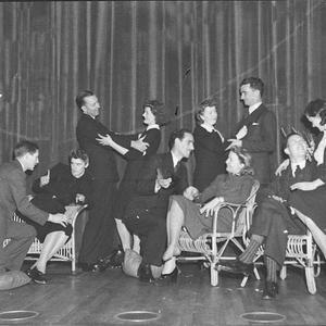 Dramatic Society Rehearsal