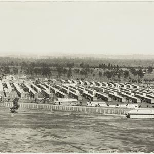 [German Concentration Camp, Holsworthy near Liverpool]