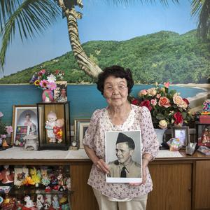 Item 2: Photograph of Mrs Aiko Howes, 6 December 2015 / by Louise Whelan