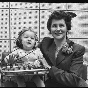 Deaf School - Melbourne, 26 October 1955
