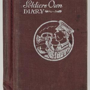 Item 03: Arthur H. Freebody diary, 17 November 1918-16 November 1919
