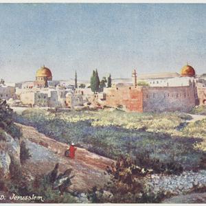 Item 09: Oliver Hogue photographs and postcards, 1918