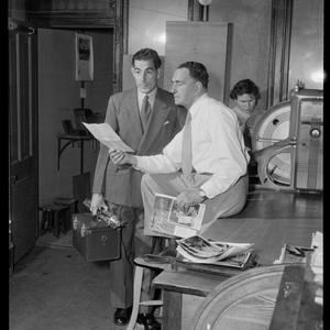 Milton Kent, June 1953
