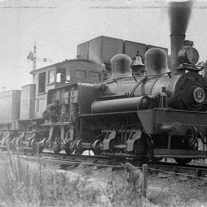 Commonwealth Oil Shay locomotive no.2 - Newnes, NSW