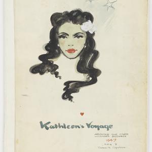 File 05: Kathleen's voyage around the Cape, November-December 1947, Log 5, Durban to Capetown