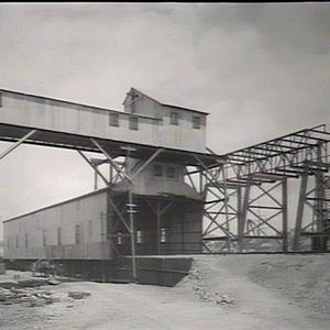 Wheat silos, Glebe Island