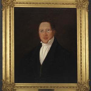 Portrait of Reverend John Dunmore Lang