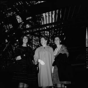 Opera House party for Joan Sutherland, 19 September 1965