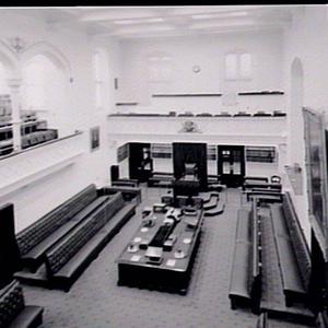 Interior, Parliament House