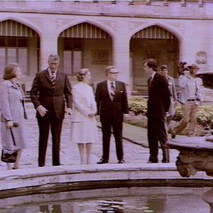 Visit of Vice-President Rockefeller
