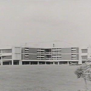 New wing, Lidcombe Hospital